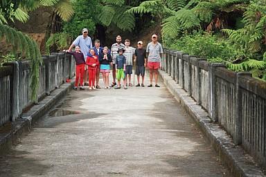Bridge to Nowhere - group
