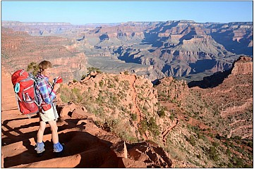 2016-04-20-Grand Canyon   Tararua Tramping Club