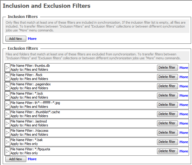 click on the photo to download the original image  03 inclusion and exclusion filters